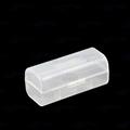 26650 clear battery holder 26650 battery case plastic batter