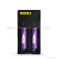 Nitecore UM20 charger  LCD display + USB Li-ion battery char