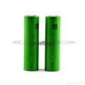 Original new green samsung 25r battery samsung 25r 18650 250