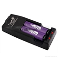 Trustfire tr012 battery charger 6 bay smart battery