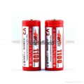Efest IMR 18500 1100mah 3.7V LiMn Battery with Button top