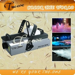 TH-1004 1500w Fog machine/studio equipment/audio equipment/small smoke machine