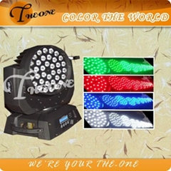 LED Wash Moving Head,10W 4IN1 china dj moving head,head moving light for club