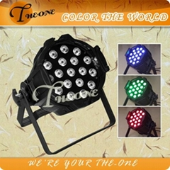 180W high power indoor concert stage,4IN1 10w quad led, Pro disco sound light