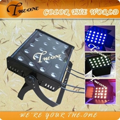 20*10W LED luminaire,4IN1 led washlight with shades,Outdoor stagelighting