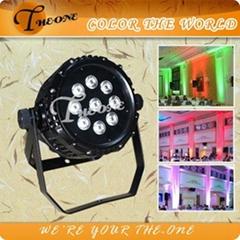 9* 5IN1 LED Waterproof Par light,DMX512 LED Stage,Line Array Light/Outdoor IP65