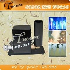 TH-1017 Mini co2 jet Fogger machine, Stage equitment/fogging machine