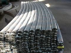 圓弧型鋁合金扶手彎圓