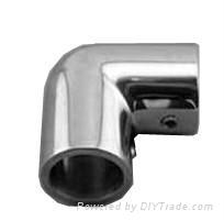 stainless steel 90 degree elbow  AISI316