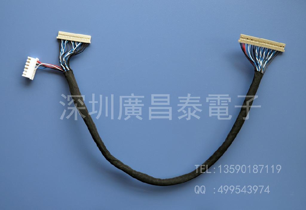 LVDS屏線 3