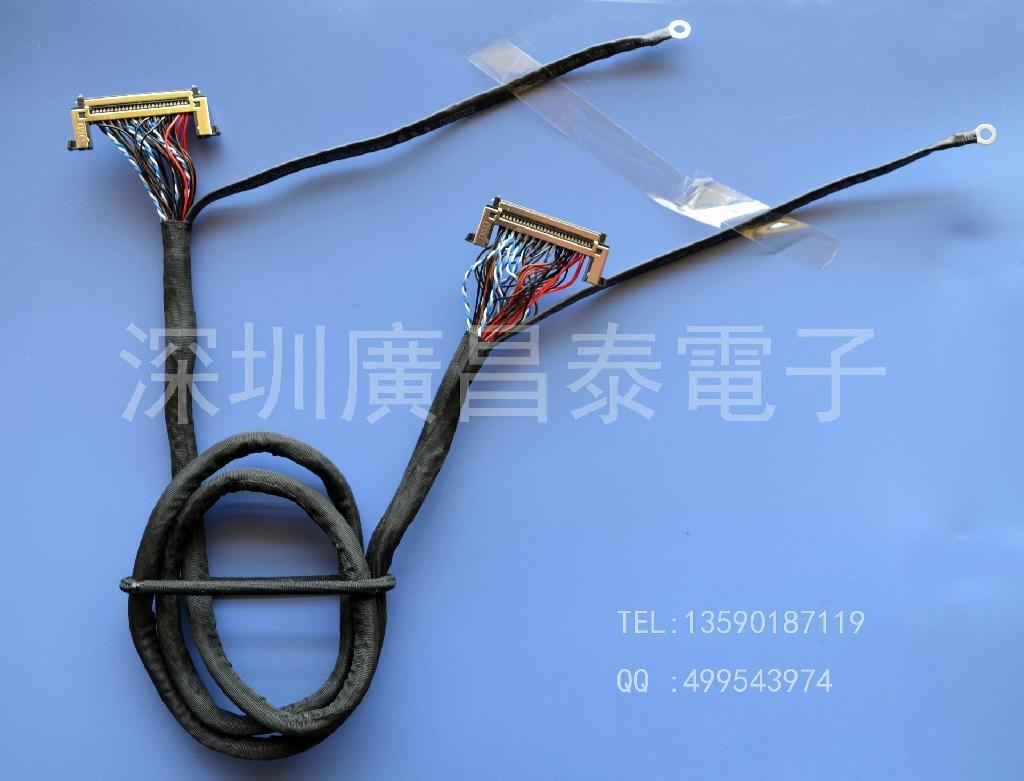 工控液晶屏線 2