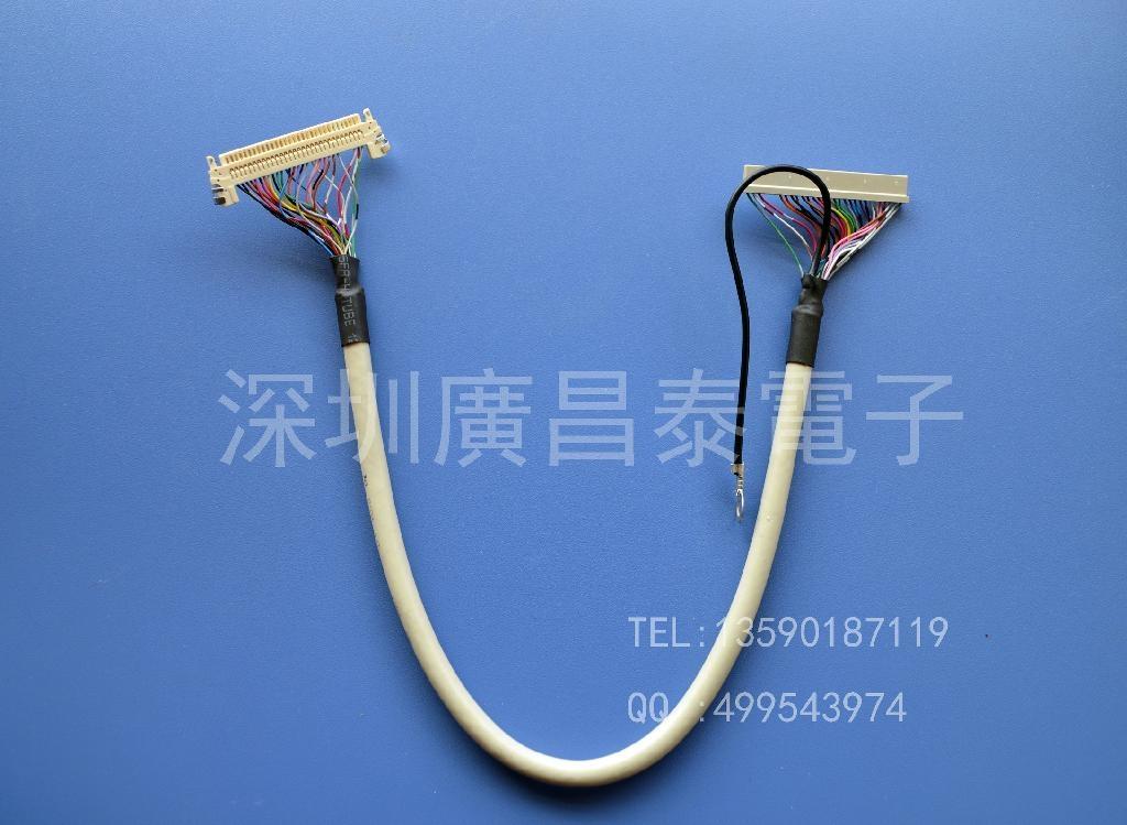 LVDS屏線 2