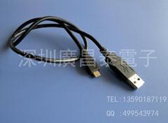 充电数据线 USB TO MAIKO