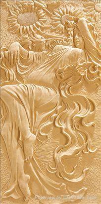 砂岩(浮雕壁画类) 1