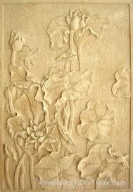 砂岩(浮雕壁画类) 3