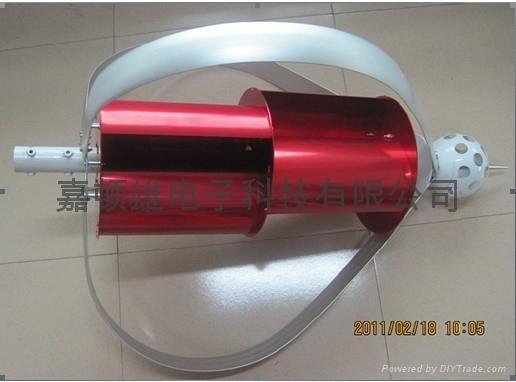 200W垂直轴风力发电机的价格 4