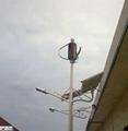 风光互补太阳能路灯 2