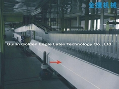 Condom Plant Production Equipment  Dipping Machine Production Liine
