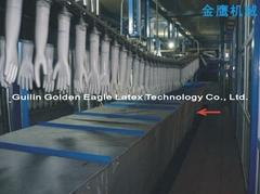 Latex Glove Plant Equipment Making Machine Production line