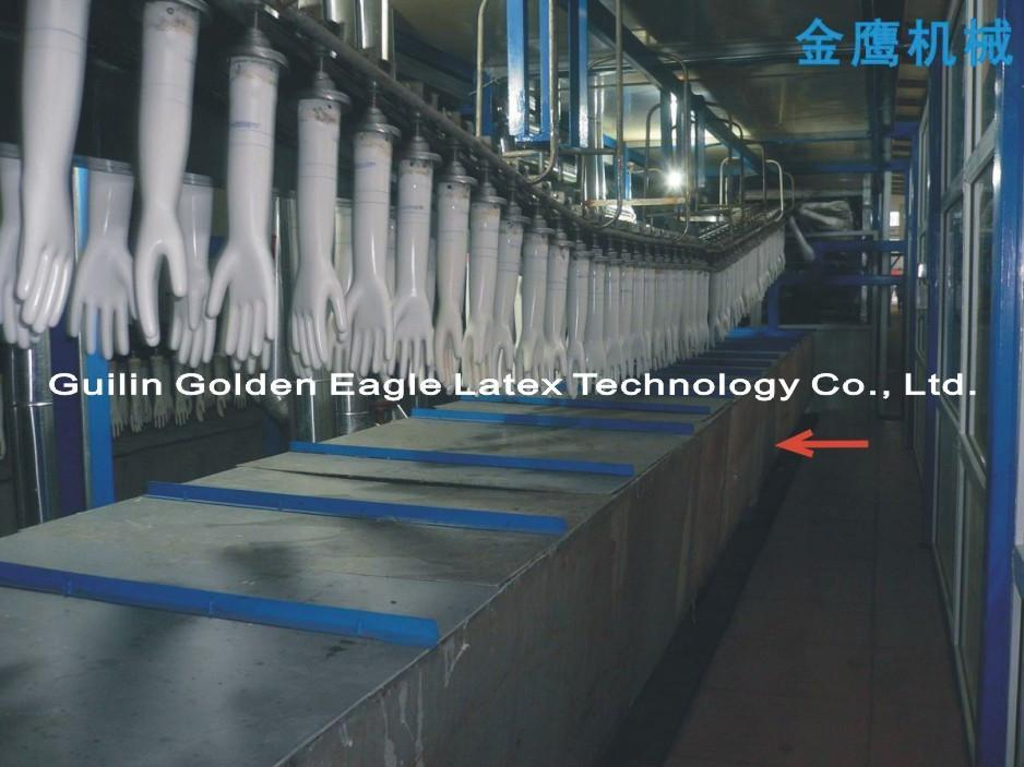 Latex Medical Surgical Examination Glove Dipping Making Machine Production Line 1
