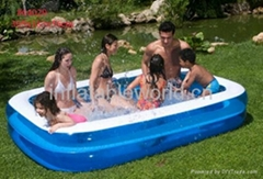 PVC Inflatable Pool