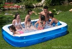 PVC Inflatable Pool