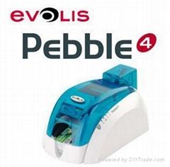 供應evolis証卡打印機R3011C彩色帶黑色帶