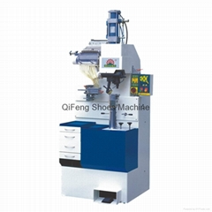 Footwear automatic heel nailing machine QF-682