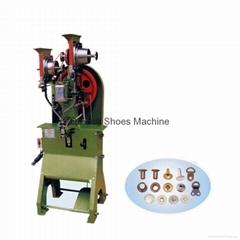 Automatic riveting machine shoe making machine QF-989M