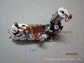 D800 Aperture Control Unit Replacement Part For  Nikon SLR Camera