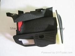 Grip Rubber Unit For Nikon D700 DSLR