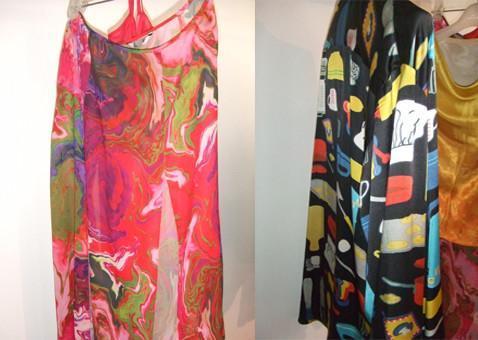 裙子数码印花 3