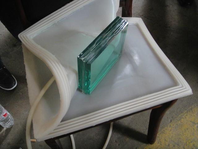 Silicone Vacuum Bag for Glass Laminating Furnace 3