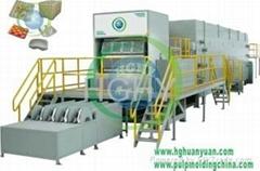 HGHYcustom egg tray production line