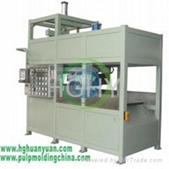 HGHY Pulp molding tableware productin line