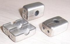 坡莫合金磁性材料屏蔽罩器件