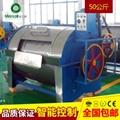 供應吉林乳業過濾布清洗機 1