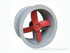 FT35-11型玻璃鋼軸流通風機