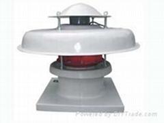 DWT-II型玻璃钢离心屋顶通风机