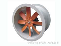 PPT35系列塑料防腐轴流风机 1