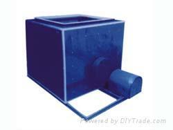 FDT(柜式)低噪音离心通风机 1