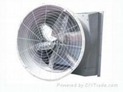 FRP喇叭型負壓風機