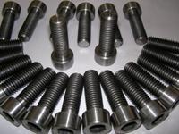 Titanium nut 3