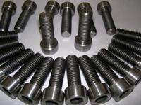 Titanium bolt 2