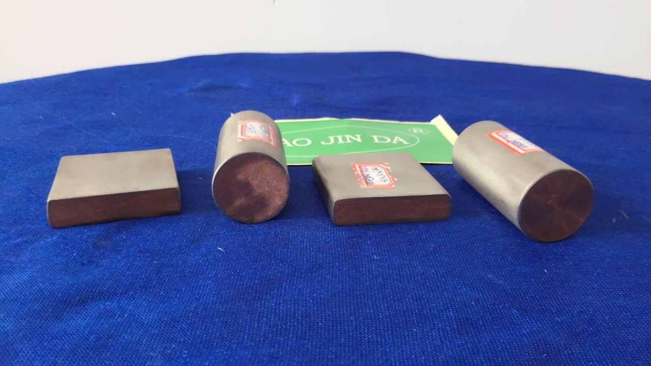 Titanium clad Copper 1