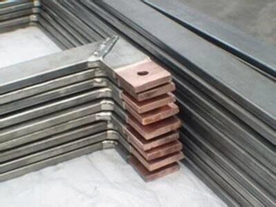Titanium clad Copper 2