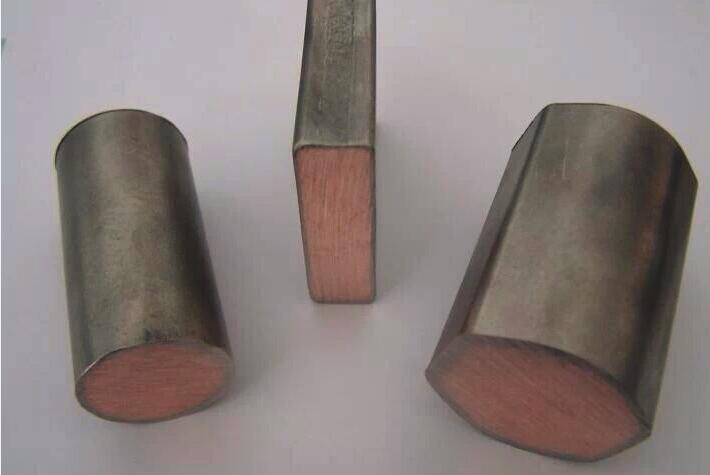 Titanium clad Copper 4