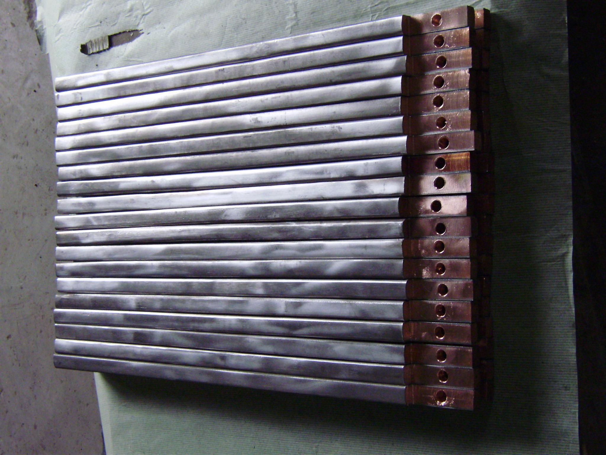 Titanium clad Copper 5