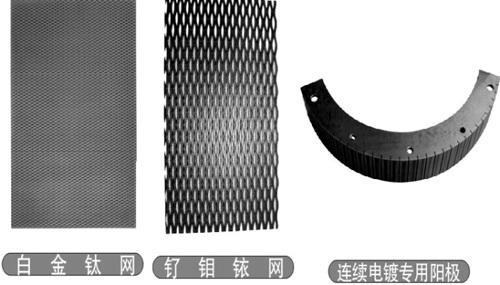 Iridium Ruthenium Titanium Anode mesh 2