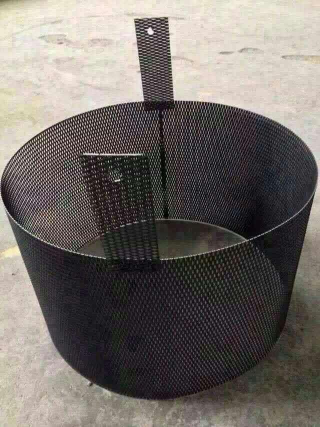 Iridium Ruthenium Titanium Anode mesh 4